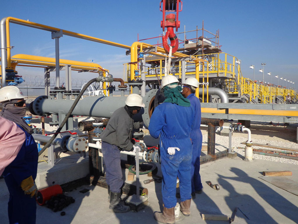 Ramsis Engineering / Tatweer Petroleum
